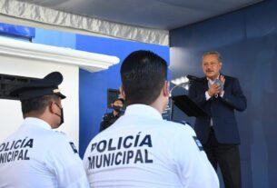CUMPLE IRAPUATO CON MODELO NACIONAL DE POLICÍA DE JUSTICIA CÍVICA 2