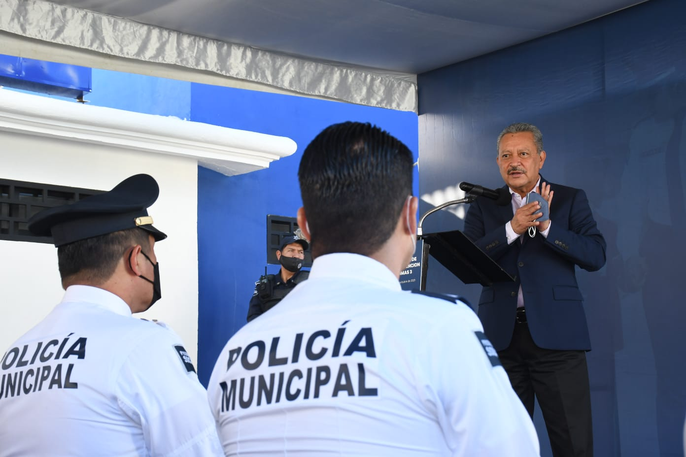CUMPLE IRAPUATO CON MODELO NACIONAL DE POLICÍA DE JUSTICIA CÍVICA 1