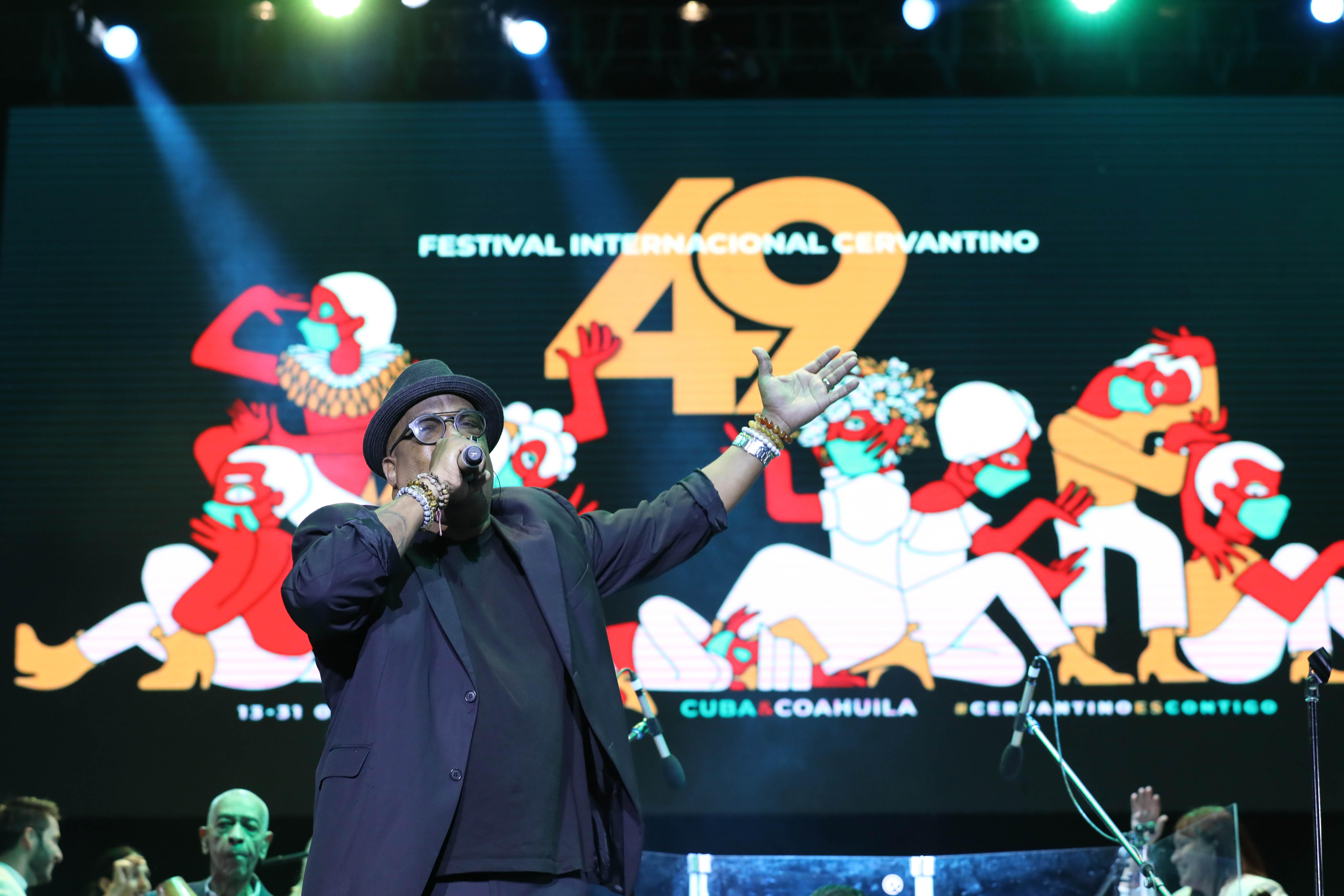Inicia la edición 49 del Festival Internacional Cervantino. 8