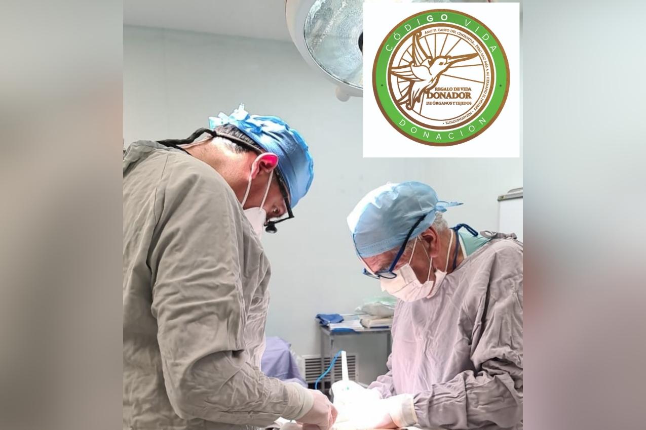 Una irapuatense de 48 años de edad se convirtió en heroína de vida al donar sus riñones y córneas 1