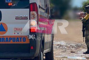 Una mujer sin vida y una herida, en ataque armado en Malvas 4