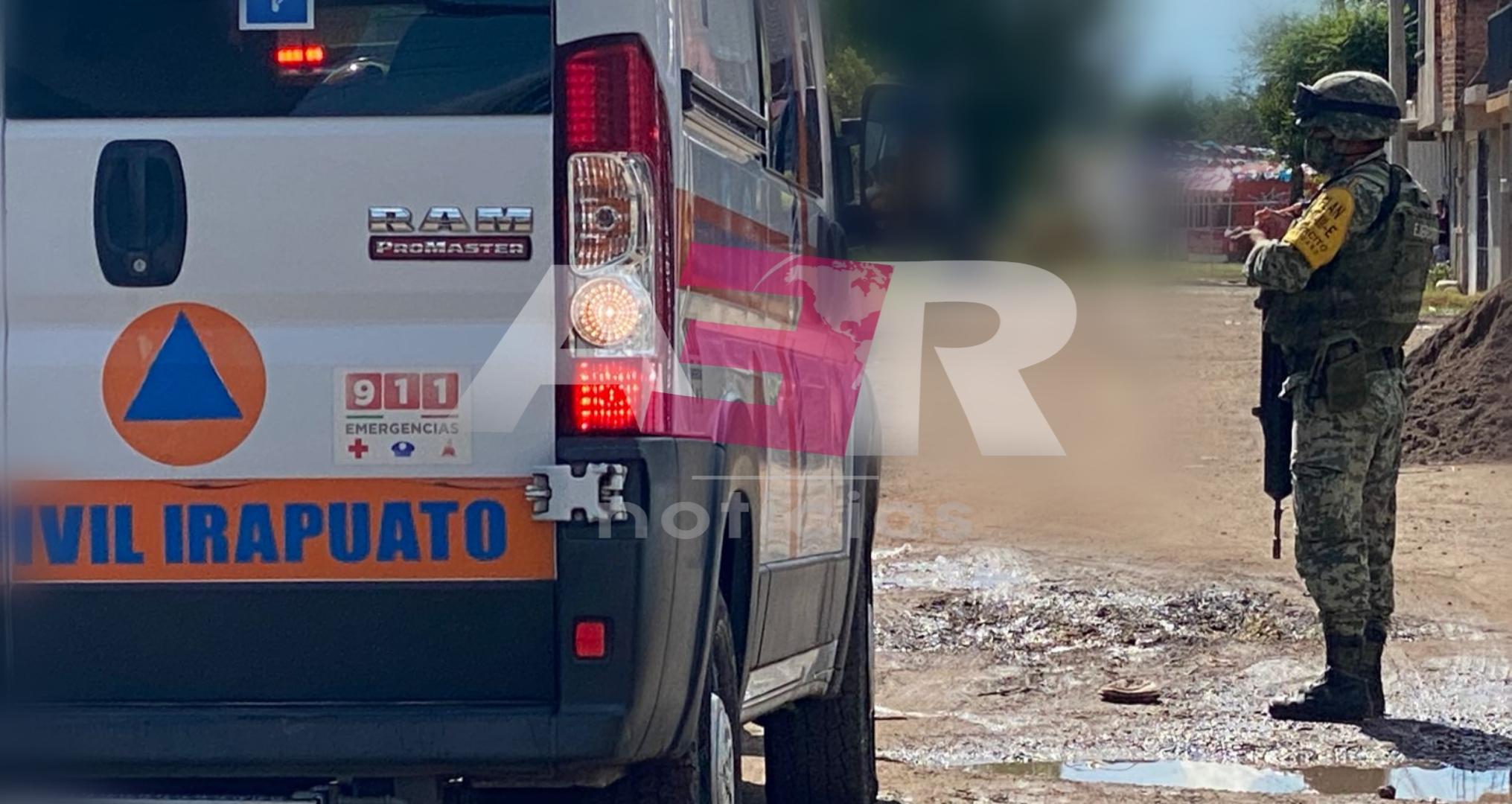 Una mujer sin vida y una herida, en ataque armado en Malvas 1