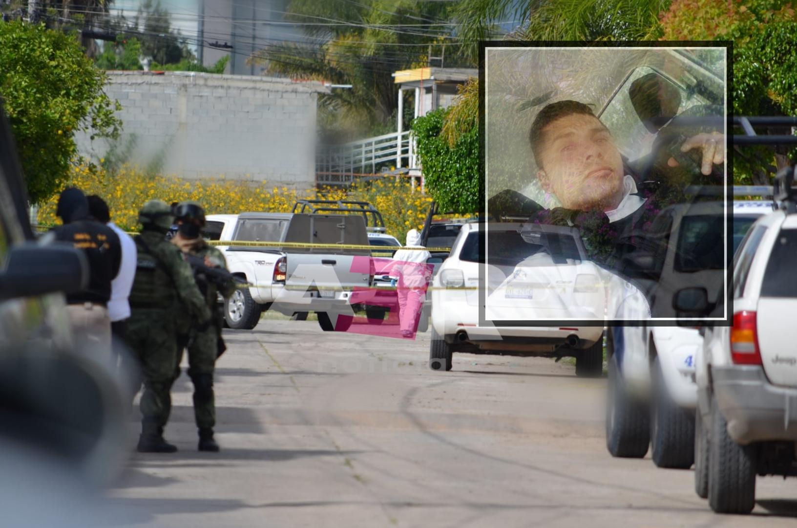 Matan a policía en León mientras custodiaba una casa por mandamiento de la FGEG 1