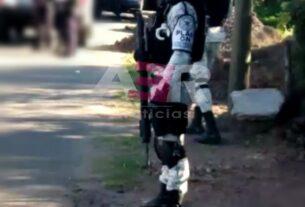 Buscan fusiles FX robados de puesto de control en la XII Región Militar 2
