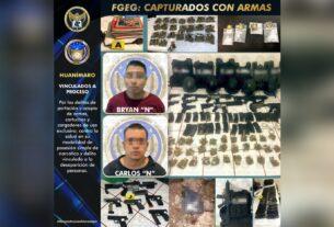 Obtiene la FGEG vinculación a proceso penal para integrantes de grupo delictivo. 4