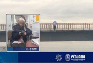 Unidad Policial de Género de Pénjamo salva a mujer de un intento de suicidio 2